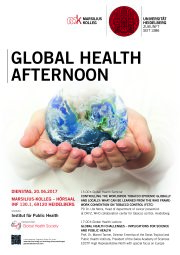 Global Health Afternoon Poster